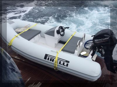 MOTOR YACHTS-Pirelli-S 310