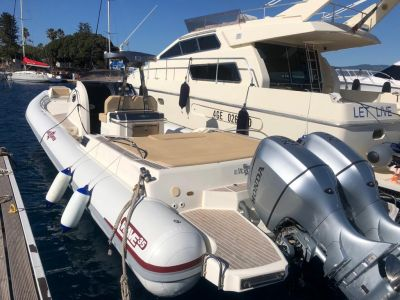 PRE OWNED YACHTS--Wave 35